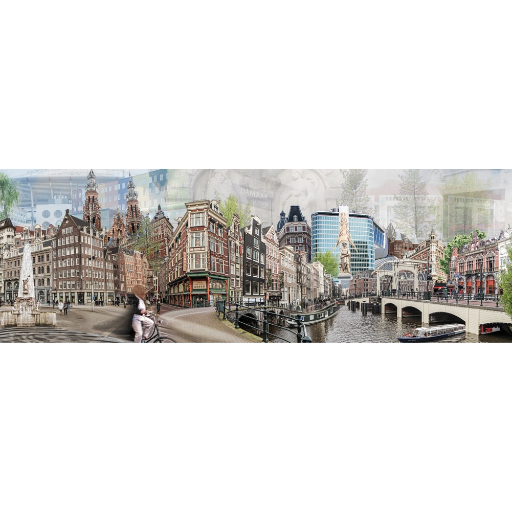 Groeneweg fotocompilatie 'Amsterdam'