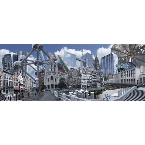Groeneweg fotocompilatie 'Brussel'