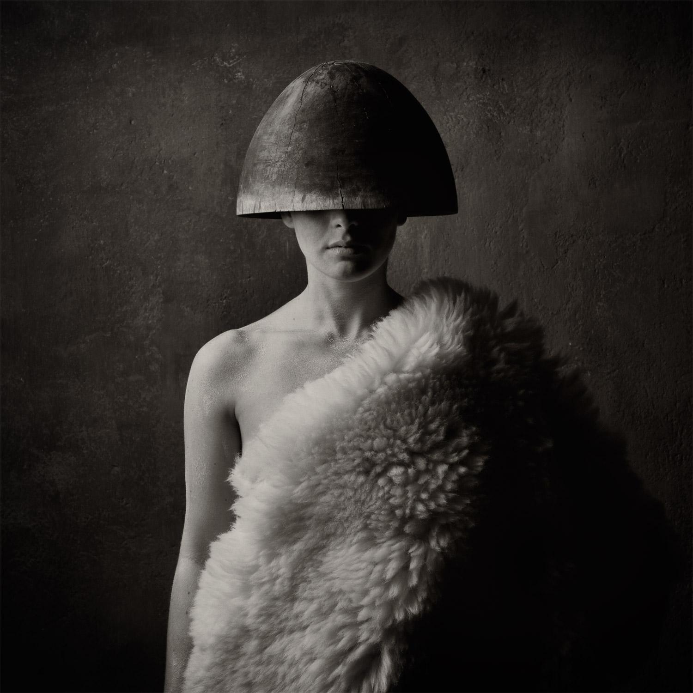 Jack Burger foto 'Coconut shell'