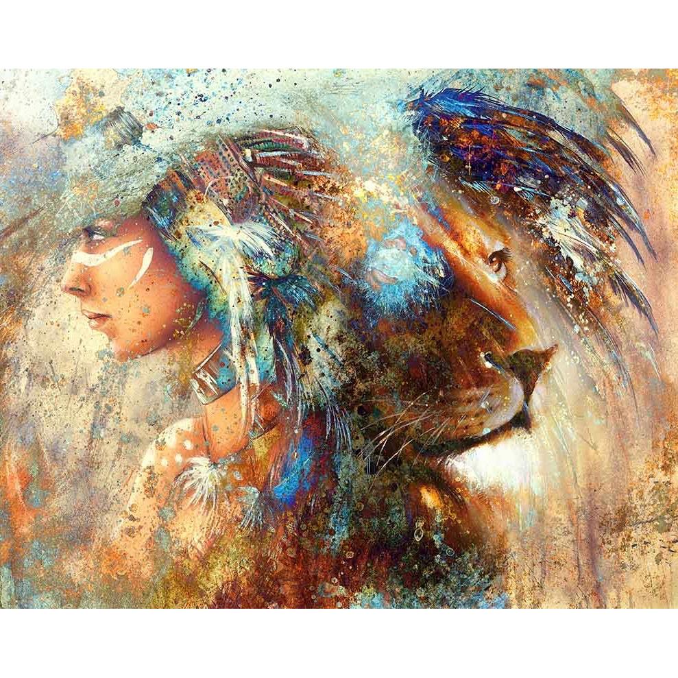 Artconsilio foto 'Lioness'