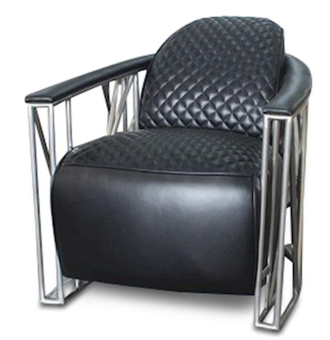 Peri Design 'Nito easy-chair Indus Black'