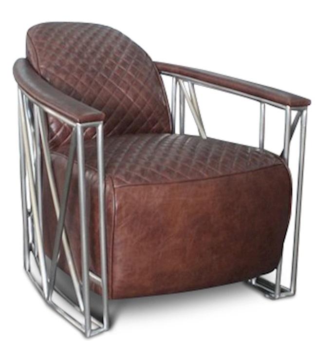 Peri Design 'Nito easy-chair Indus vintage'
