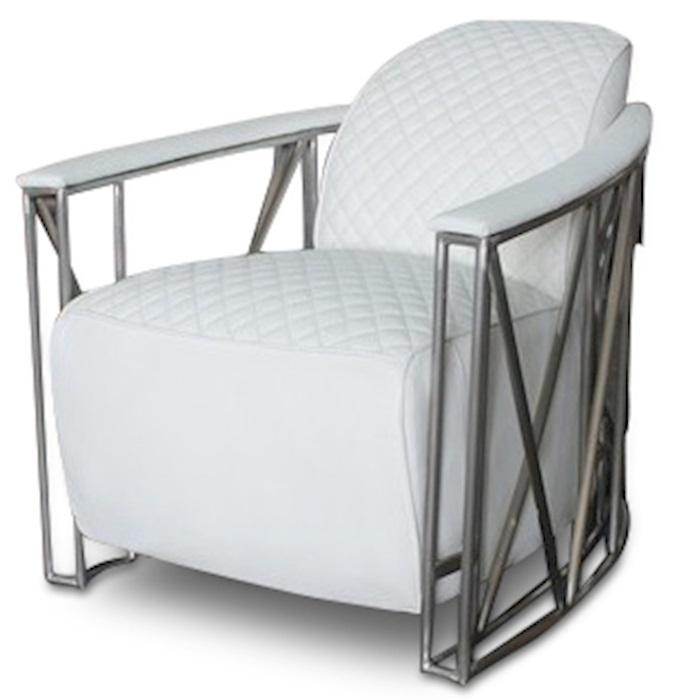Peri Design 'Nito easy-chair Indus White'