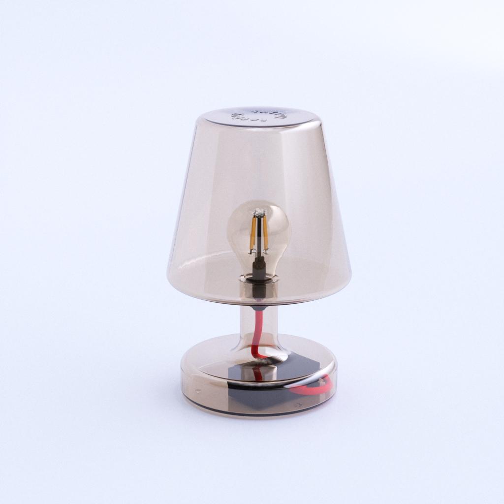 Fatboy lamp 'Transloetje-Brown'
