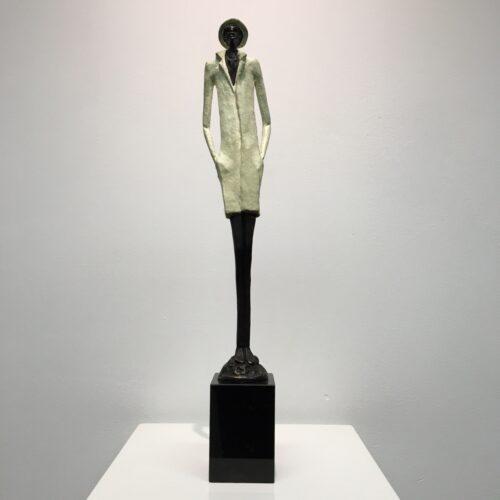 Ger van Tankeren beeld 'Art Nouveau Homme'