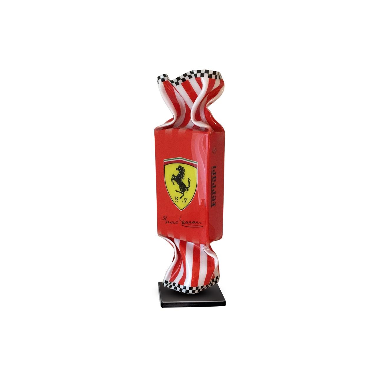 Michael-Daniels-Art-Toffee-Ferrari