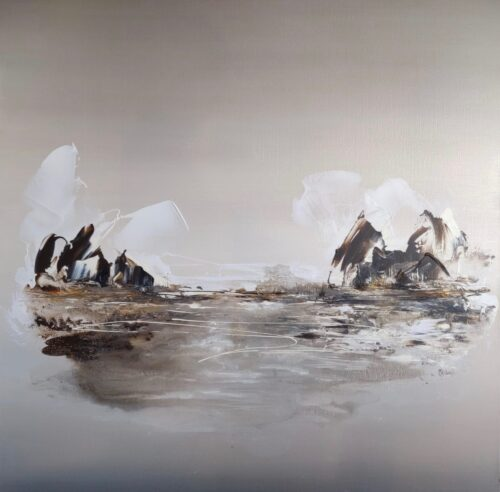 Margret Mijsbergh schilderij 'Holiday'