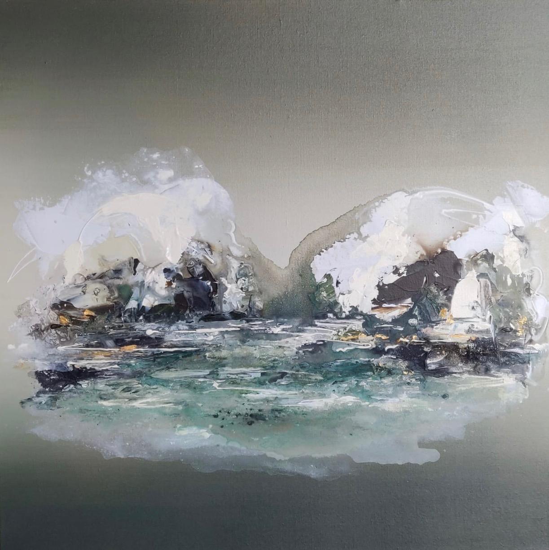 Margret Mijsbergh schilderij 'Happiness'